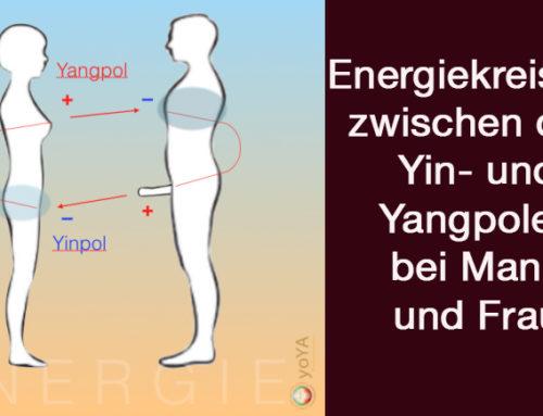 Der Energiekreislauf zwischen Mann und Frau